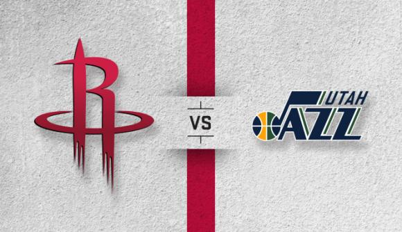 Houston Rockets vs. Utah Jazz at Toyota Center
