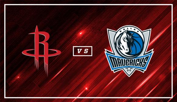 Houston Rockets vs. Dallas Mavericks at Toyota Center