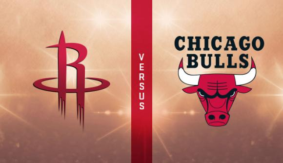Houston Rockets vs. Chicago Bulls at Toyota Center