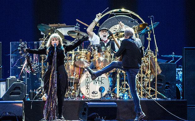 Fleetwood Mac at Toyota Center