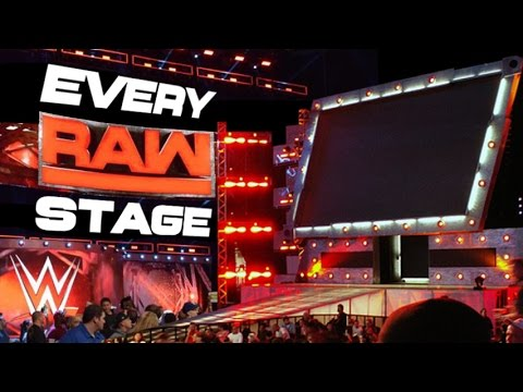 WWE Raw at Toyota Center