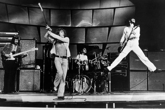 The Who at Toyota Center
