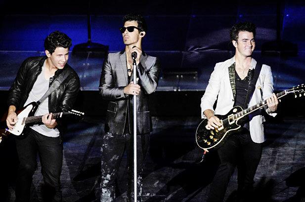 Jonas Brothers at Toyota Center