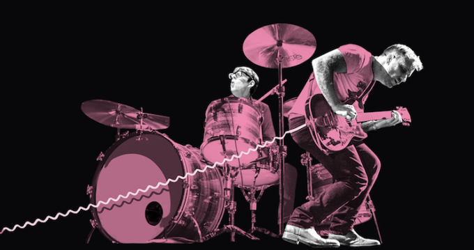The Black Keys, Modest Mouse & Shannon and the Clams at Toyota Center