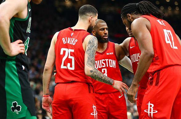 Houston Rockets vs. Portland Trail Blazers at Toyota Center
