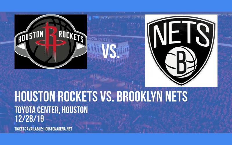 Houston Rockets vs. Brooklyn Nets at Toyota Center
