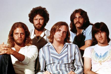 The Eagles at Toyota Center
