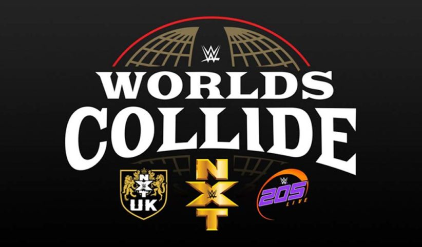 WWE: World's Collide - NXT vs. NXT UK at Toyota Center