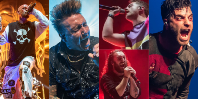 Five Finger Death Punch, Papa Roach, I Prevail & Ice Nine Kills at Toyota Center