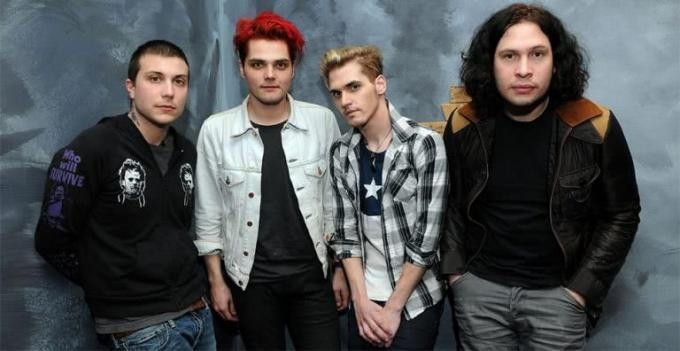 My Chemical Romance at Toyota Center