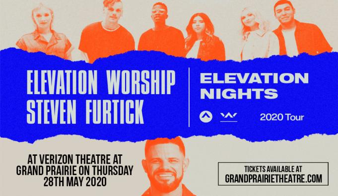 Elevation Worship & Steven Furtick at Toyota Center