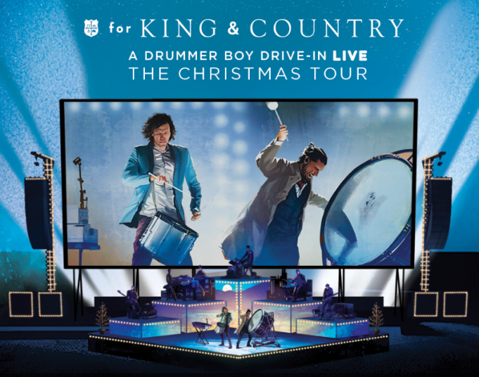 For King and Country at Toyota Center