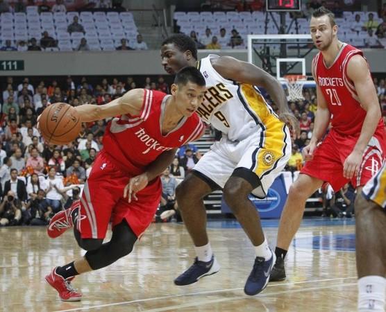 Nba Preseason: Houston Rockets Vs. Indiana Pacers at Toyota Center
