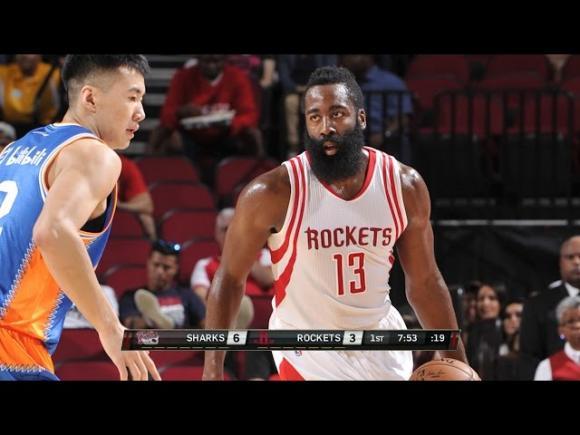 NBA Preseason: Houston Rockets vs. Shanghai Sharks at Toyota Center