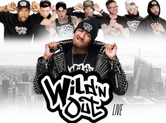 Nick Cannon's Wild 'N Out Live at Toyota Center