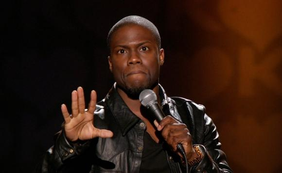 Kevin Hart at Toyota Center