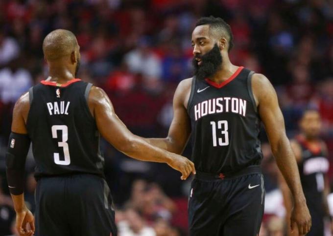 Houston Rockets vs. Orlando Magic at Toyota Center