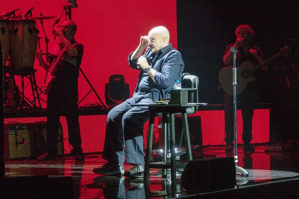 Phil Collins at Toyota Center