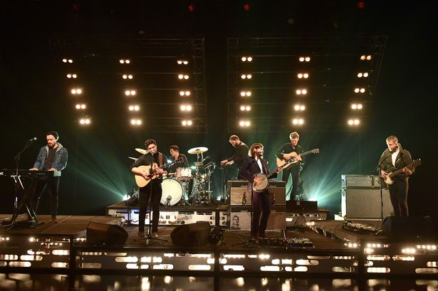 Mumford And Sons at Toyota Center