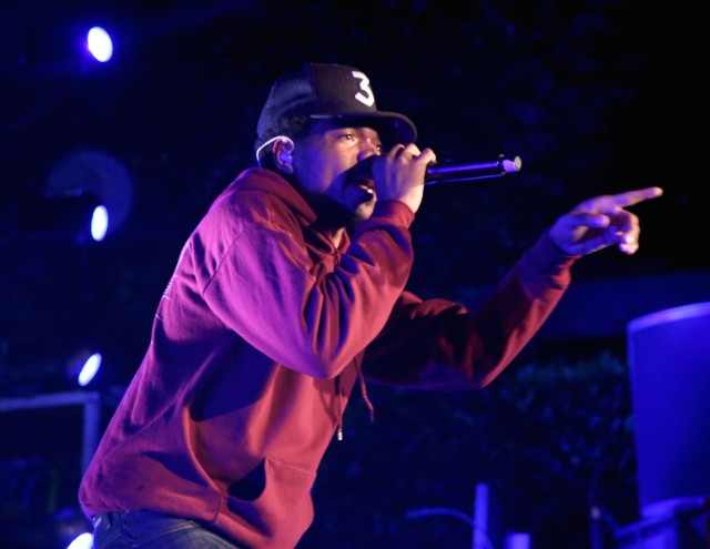 Chance the Rapper at Toyota Center