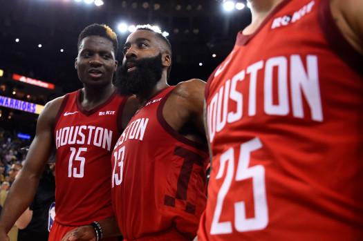 Houston Rockets vs. San Antonio Spurs at Toyota Center