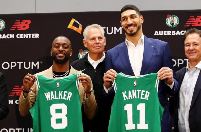 Houston Rockets vs. Boston Celtics at Toyota Center