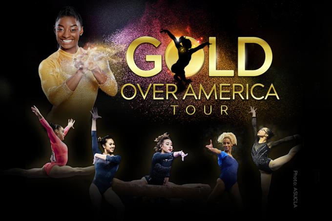 Gold Over America Tour: Simone Biles at Toyota Center