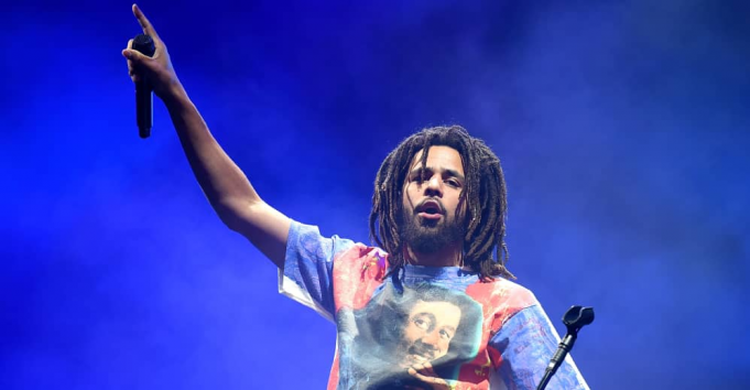 J. Cole at Toyota Center
